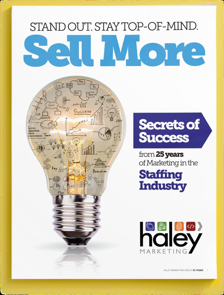 Haley Marketing Happy Birthday Magazine