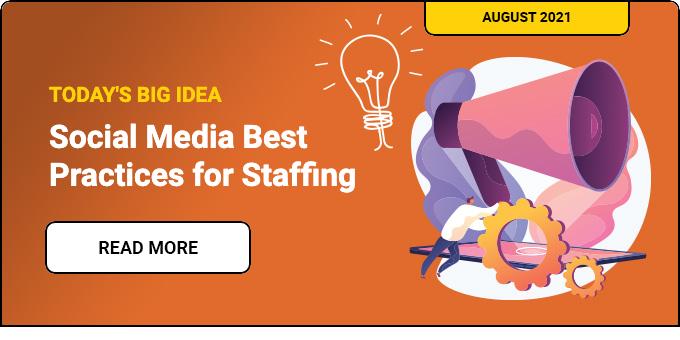 2021 Social Media Best Practices for Staffing